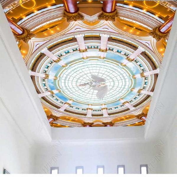 پوستر دیواری سقفی