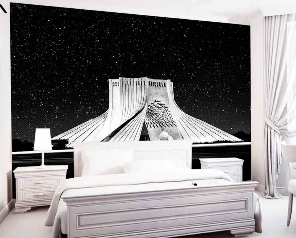 پوستر دیواری طرح برج ازادی