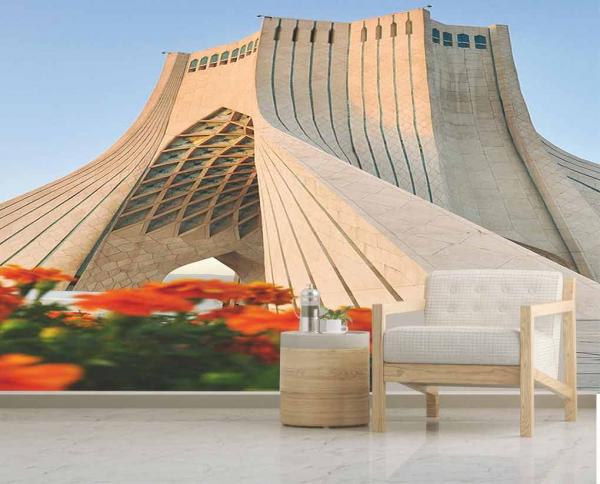 پوستر دیواری برج ازادی
