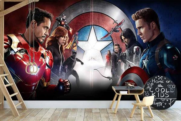 پوستر دیواری جنگ ستاره ها
